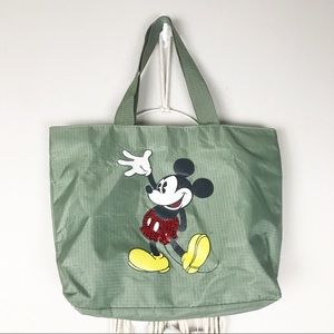 Disney Mickey Mouse sequins tote bag